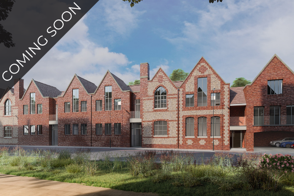 Caxton House | New Build Homes with Jacobs Steel